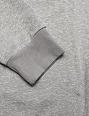 Lyle & Scott Sport - Superwick OTH Midlayer - basic sweatshirts - mid grey marl - 3