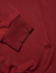Lyle & Scott Sport - Superwick OTH Midlayer - basic sweatshirts - turbo red - 3