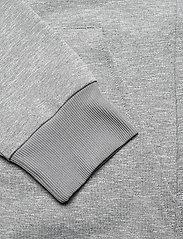 Lyle & Scott Sport - Superwick Full Zip Midlayer - basic sweatshirts - mid grey marl - 3