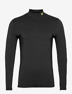 Tech Baselayer - bluzki termoaktywne - true black
