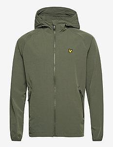 Venture Core Jacket - training jackets - cactus green