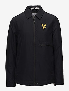 Attaquer Jacket - TRUE BLACK