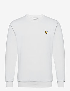 Golf Tech Crew Midlayer - basic-sweatshirts - white