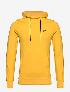 Superwick OTH Midlayer - basic sweatshirts - burnt yellow