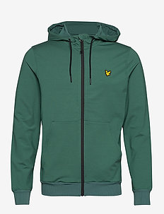 Superwick Full Zip Midlayer - basic-sweatshirts - everglade