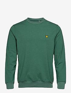 Superwick Crew Neck Midlayer - basic sweatshirts - everglade