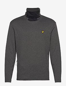 Snood Midlayer - basic sweatshirts - true black