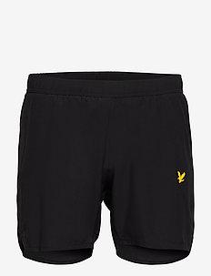 "5"" Core Short - sports shorts - true black"