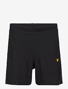 New 2-in-1 Shorts - training korte broek - true black