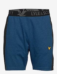 Colour Breaker Shorts - casual shorts - deep fjord marl