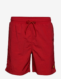 Sports Swim Short - badehosen - gala red
