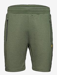 Side Tape Shorts - short de sport - cactus green