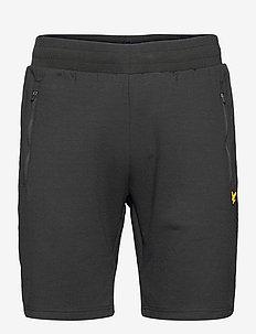 Side Tape Shorts - training korte broek - true black