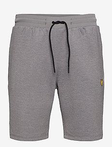 Fly Fleece Shorts - short décontracté - mid grey marl