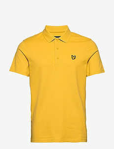 Sport SS Polo - paidat - burnt yellow