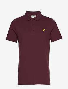 Sport SS Polo - NEW CLARET