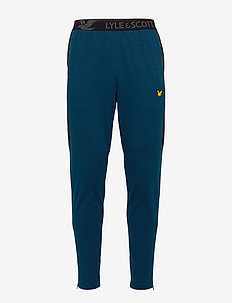Colour Breaker Track Pants - pants - deep fjord marl