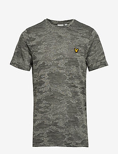 Camo Run T-Shirt - PALE SPRUCE