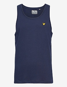 Dartmoor Vest - tank tops - navy