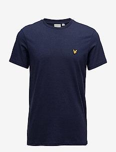 Martin SS T-Shirt - sports tops - navy