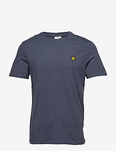 Martin SS T-Shirt - NAVY MARL