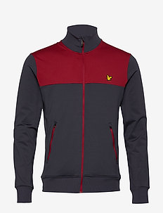 Tech Track Jacket - tops - graphite