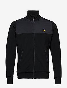 Tech Track Jacket - swetry - true black