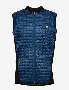 Terrain Gilet - sports jackets - deep fjord
