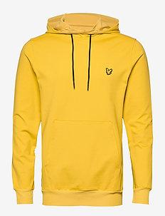 Superwick OTH Midlayer - basic sweatshirts - burnt yellow