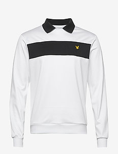 Ventech Golf Sweat - WHITE MARL