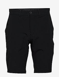 Golf Tech Shorts - golfshortsit - true black