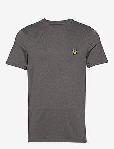 Eagle Trail T-Shirt - t-shirts - mid grey marl