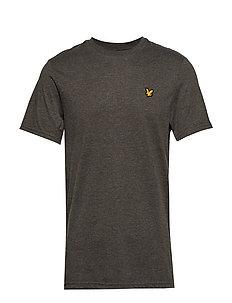 Hmlluke T Shirt SS Grey Melange