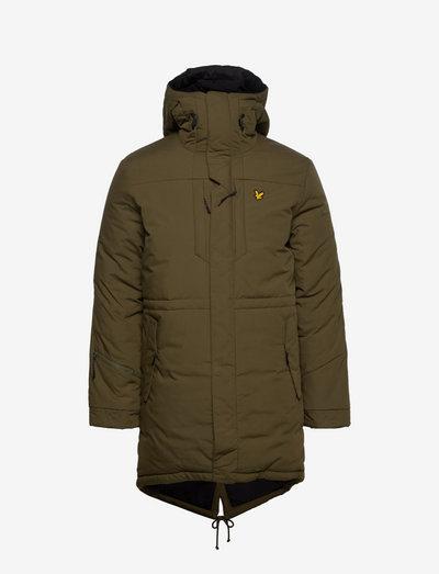 Modular Jacket - parki - khaki