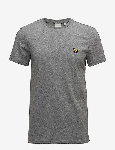 Martin SS T-Shirt - topy sportowe - mid grey marl