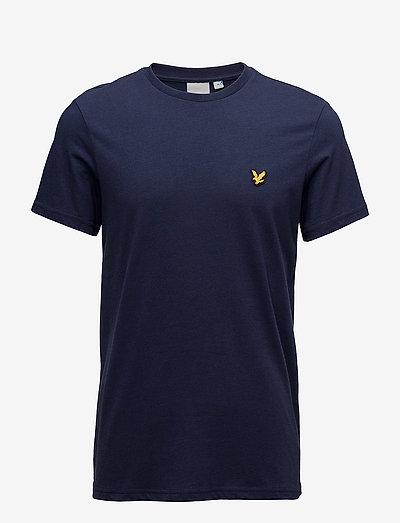 Martin SS T-Shirt - topy sportowe - navy