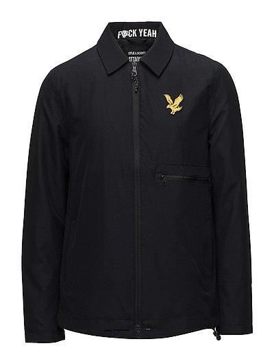 Attaquer Jacket Outerwear Sport Jackets Schwarz LYLE & SCOTT SPORT
