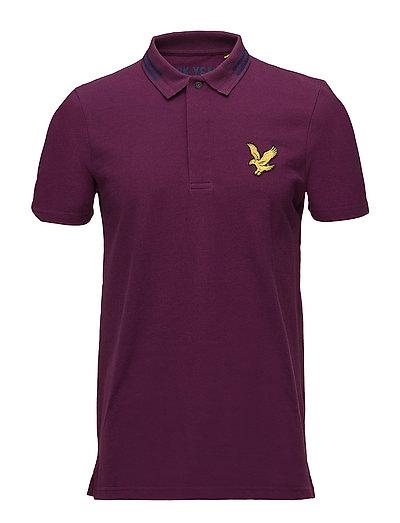 Attaquer Polo Shirt - BRIGHT PURPLE