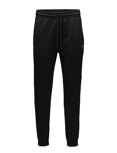 Hislop Fleece Track Pant - TRUE BLACK MARL