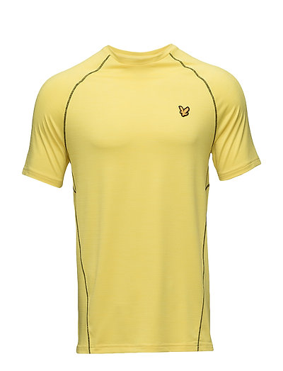 Jones Training T-Shirt - SPORTS YELLOW