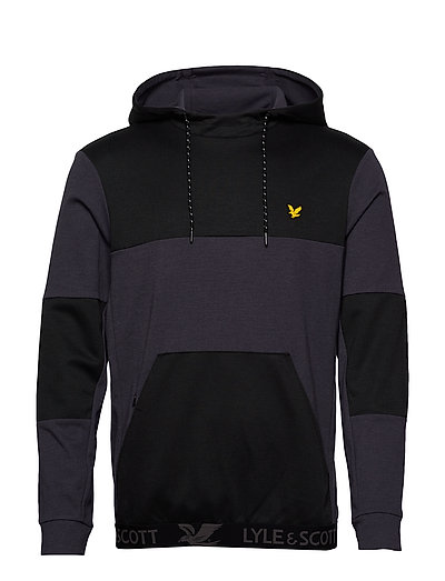 Colour Breaker Oth Midlayer Hoodie Pullover Grau LYLE & SCOTT SPORT