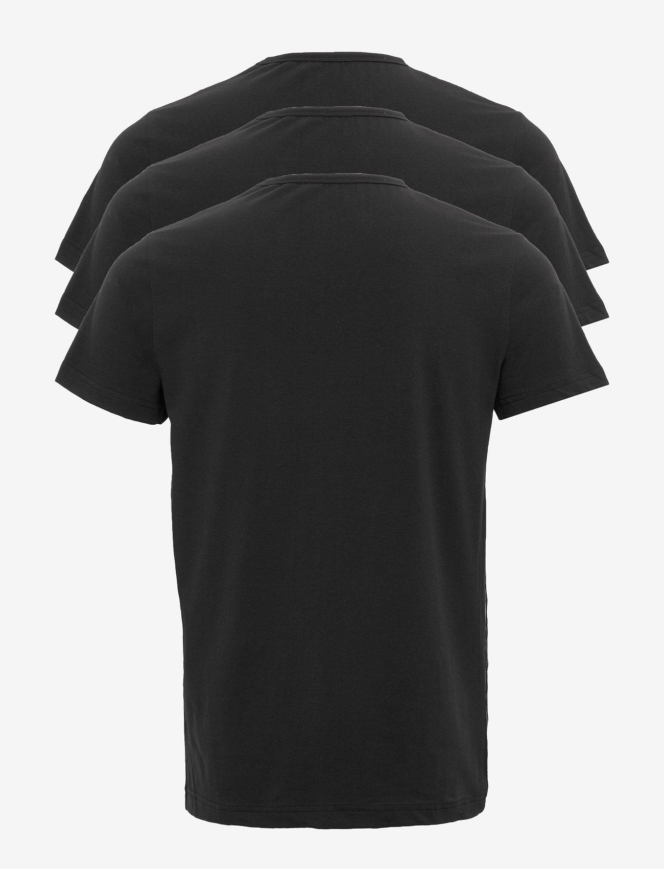 Lyle & Scott - MAXWELL - t-shirts basiques - black - 1