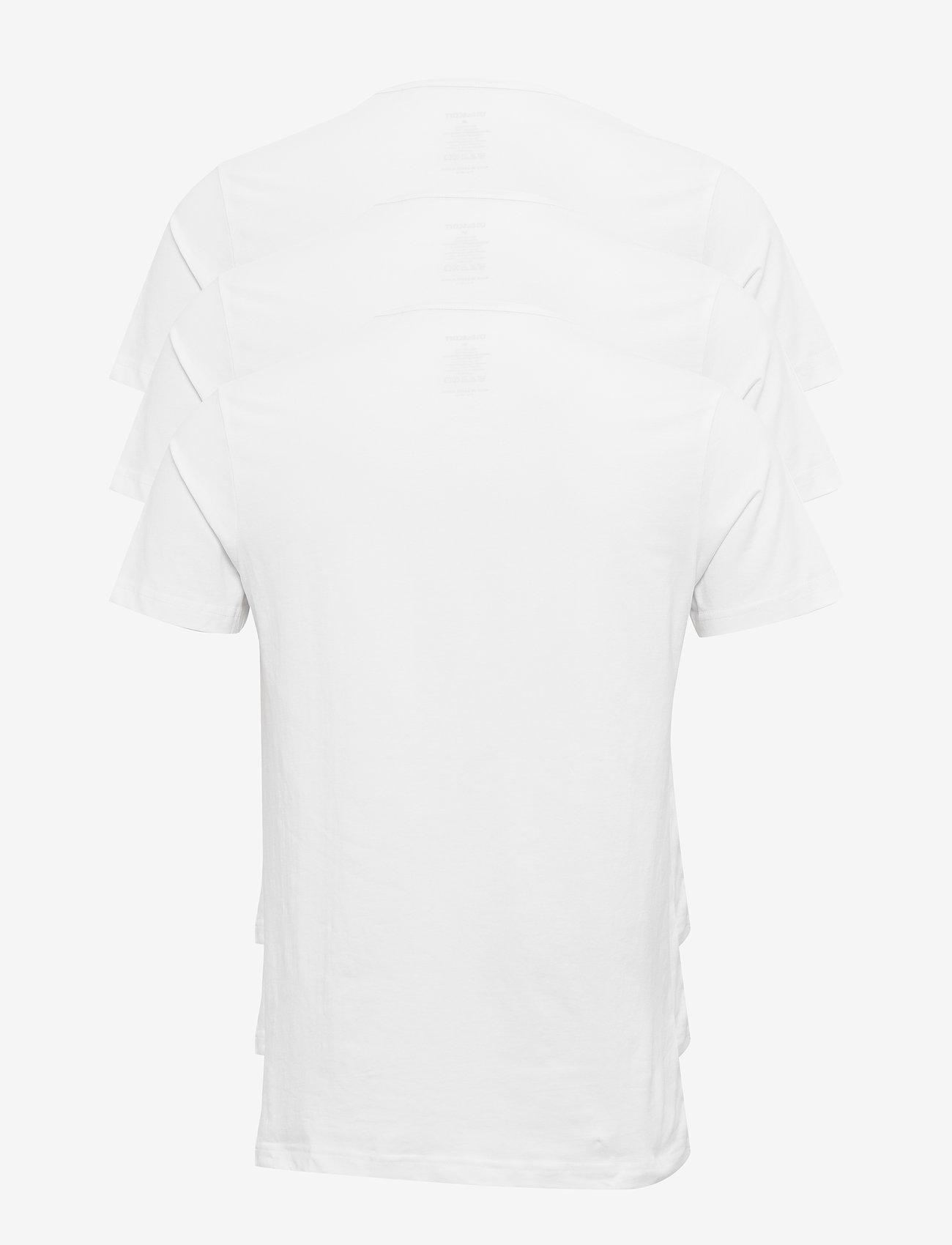Lyle & Scott - MAXWELL - t-shirts basiques - br white - 1