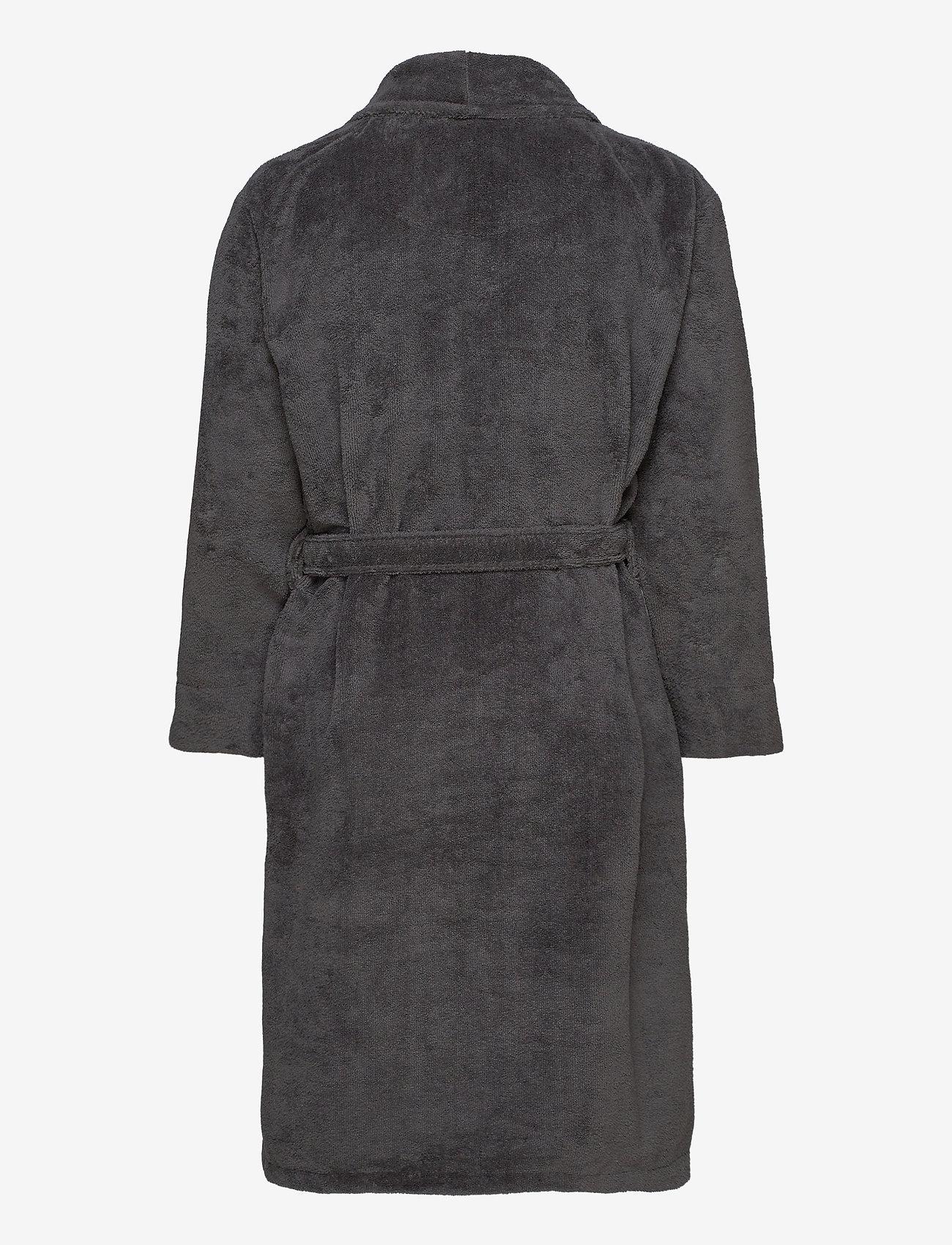 Lyle & Scott - LUCAS - peignoirs - granite grey - 1