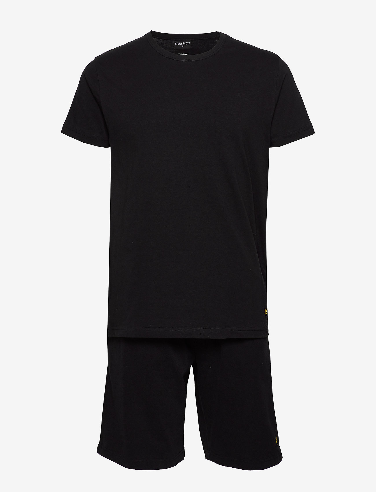 Lyle & Scott - CHARLIE - pyjamas - black - 0