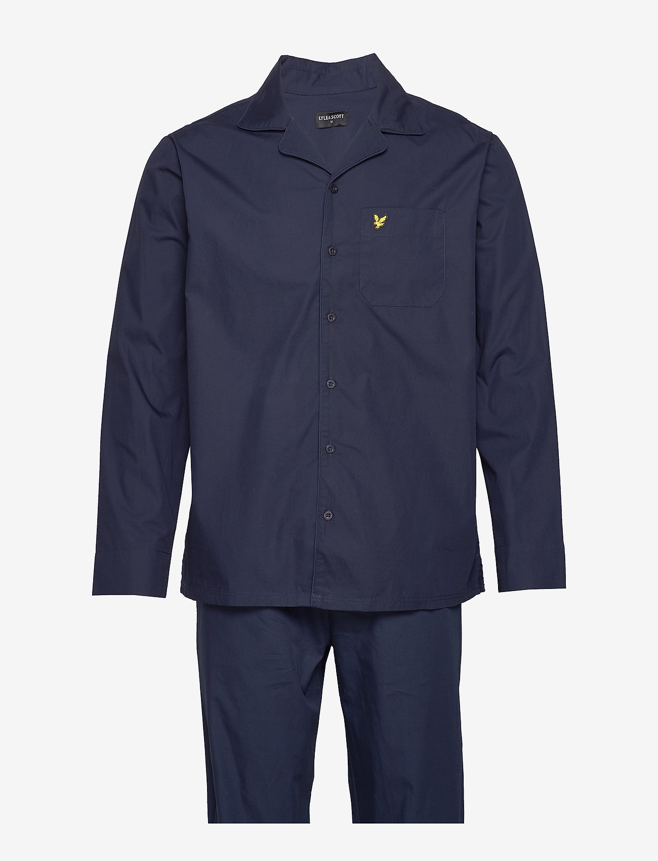 Lyle & Scott - GAVIN - pyjamas - peacoat - 0