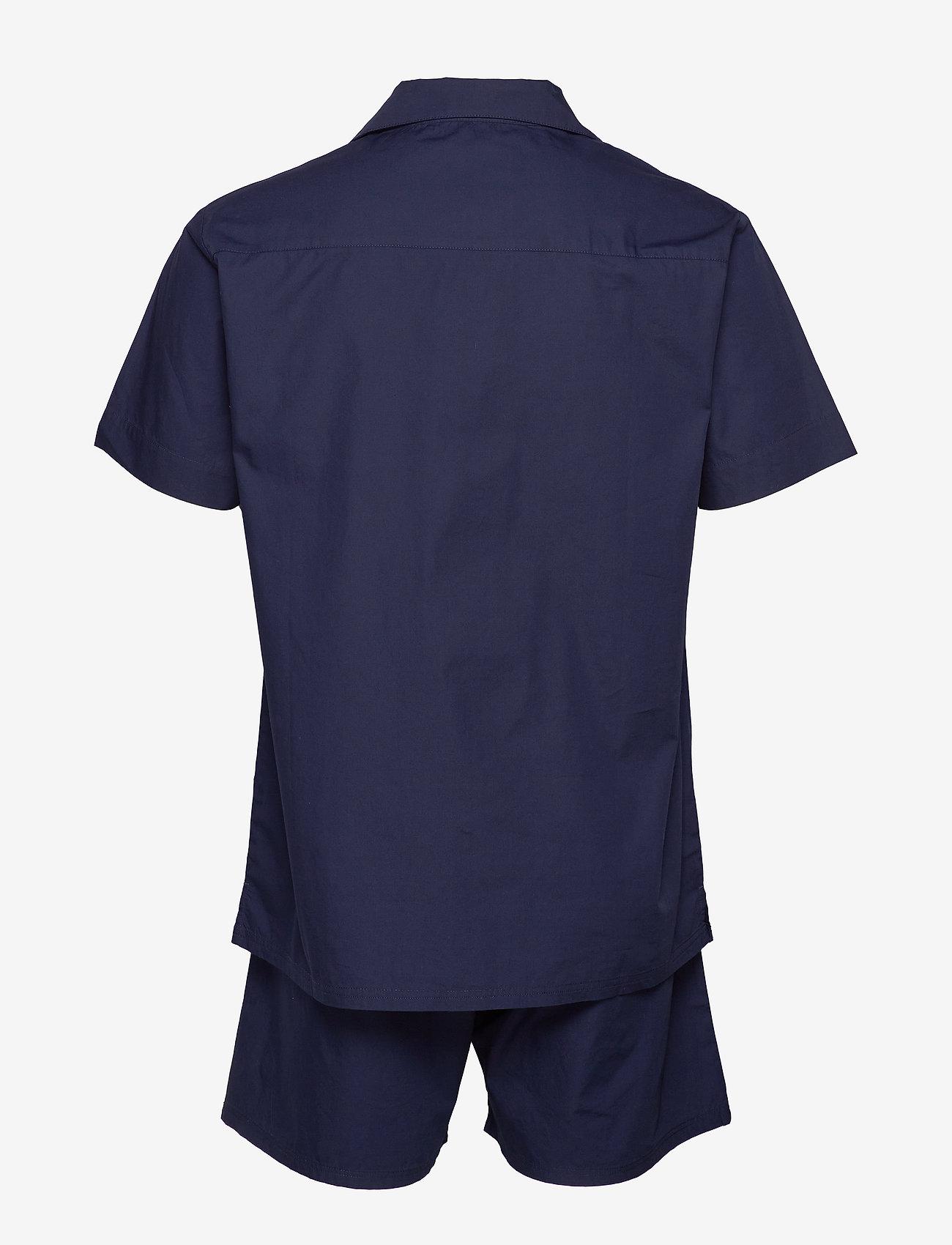 Lyle & Scott - RILEY - pyjamas - peacoat - 1