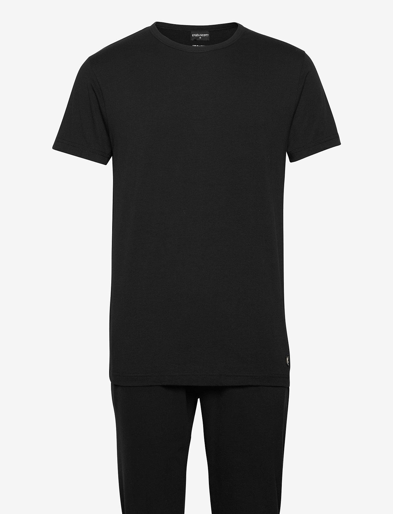 Lyle & Scott - BENJAMIN - pyjamas - black - 0