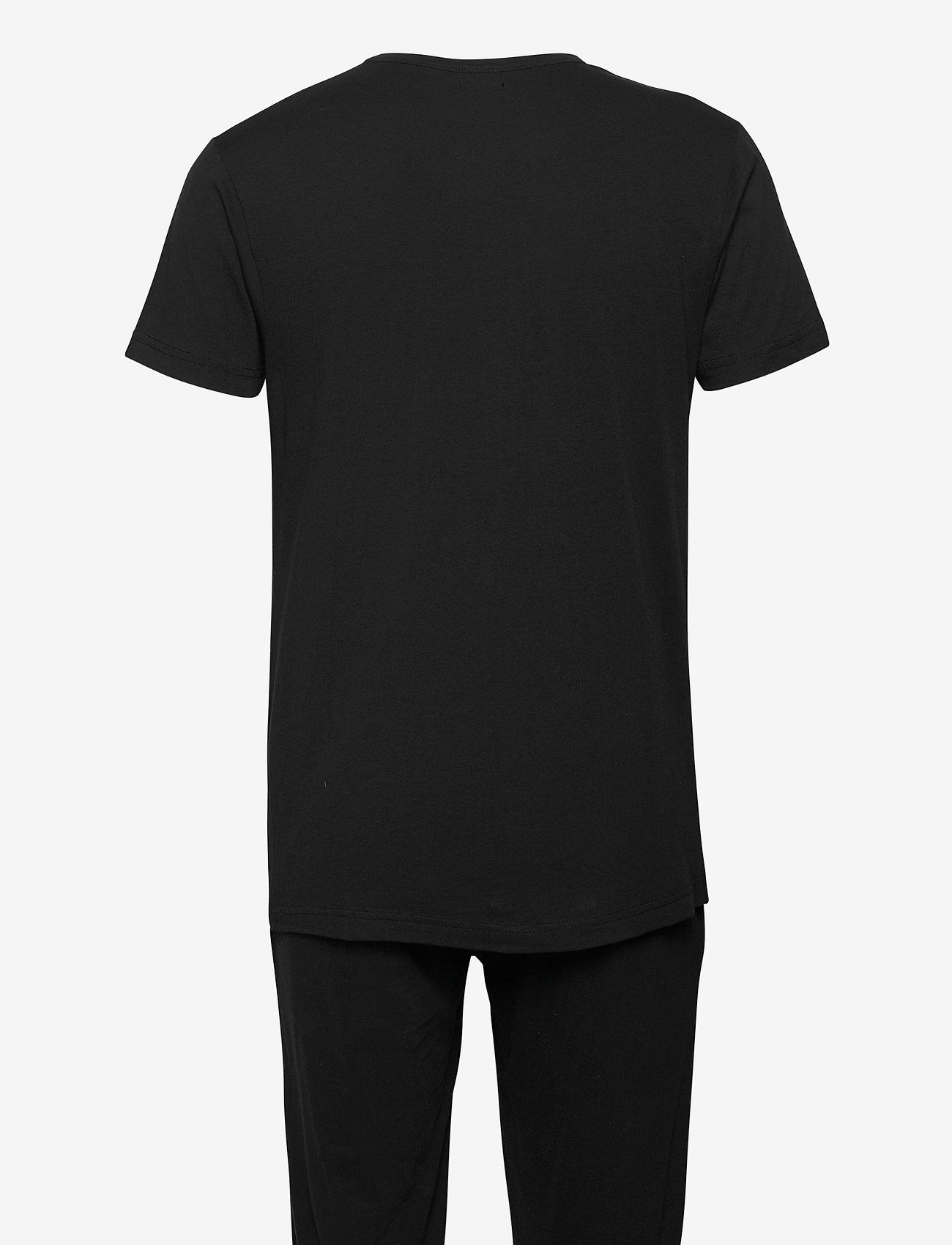Lyle & Scott - BENJAMIN - pyjamas - black - 1