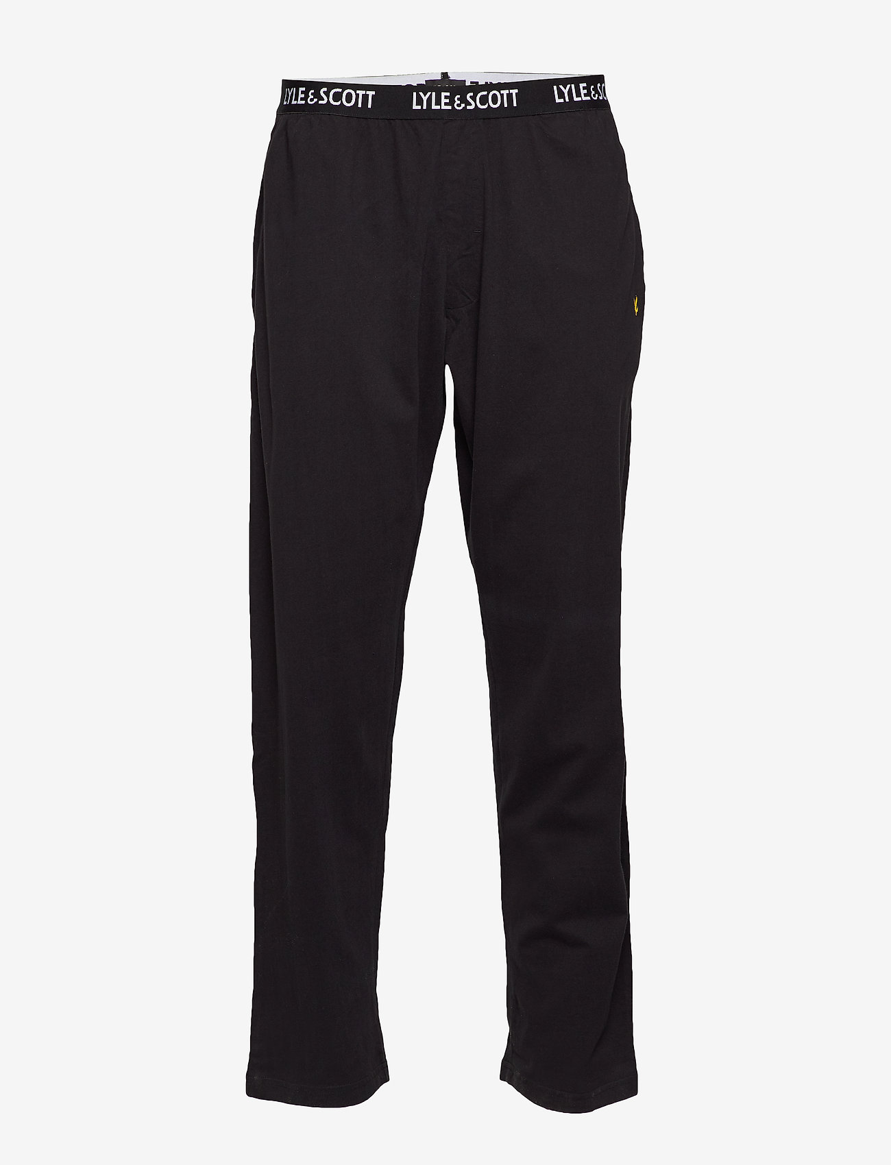 Lyle & Scott - ALASTAIR - bottoms - black - 0